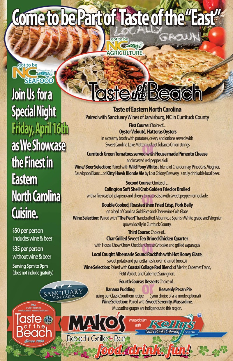 2021 OBX Taste of the East